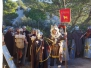 Tournage Baux de Provence